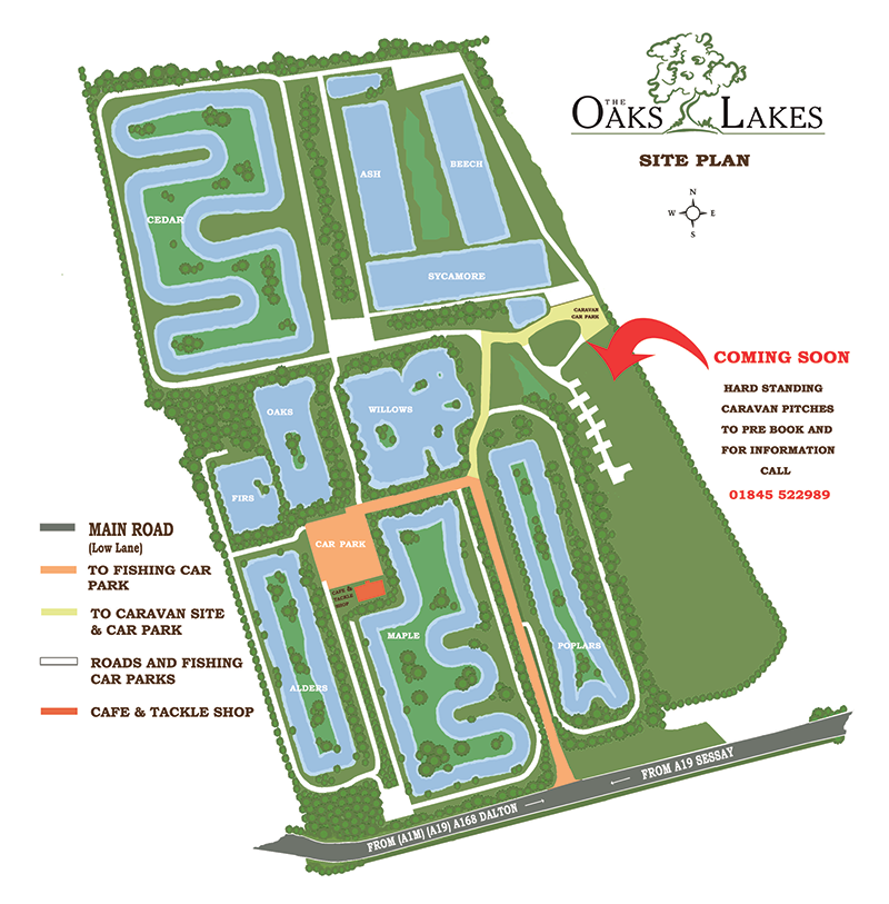 oaks lakes sessay The oaks lakes club sponsor the oaks lakes at sessay in north yorkshire is  home to lakes for both match and pleasure fishing t the oaks lakes at sessay .