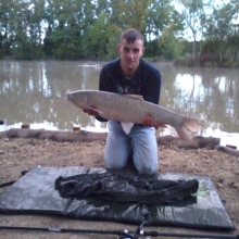 Willows Lake -   Grass Carp  19lbs